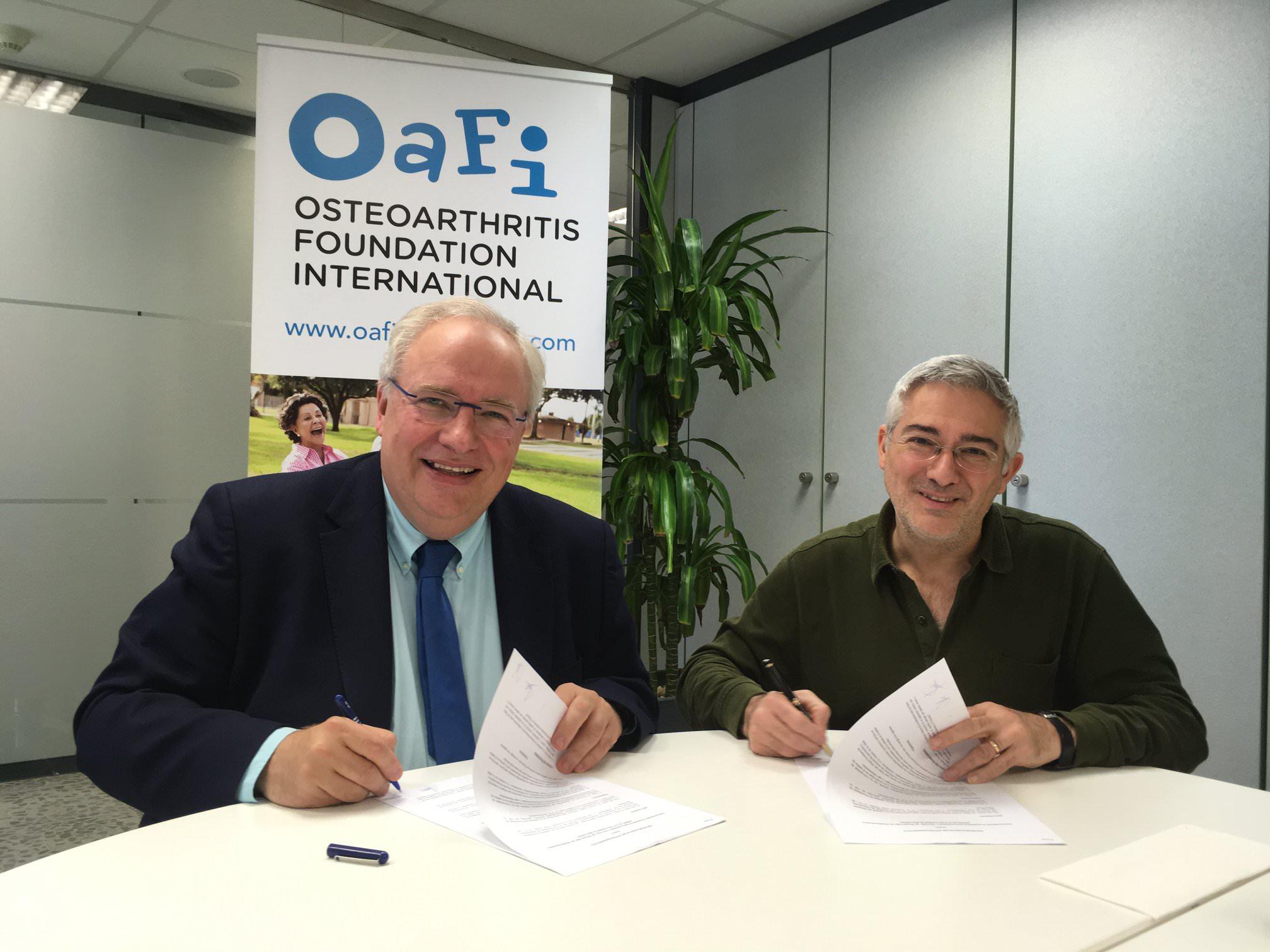 Colaboración OAFI Universitat de Barcelona