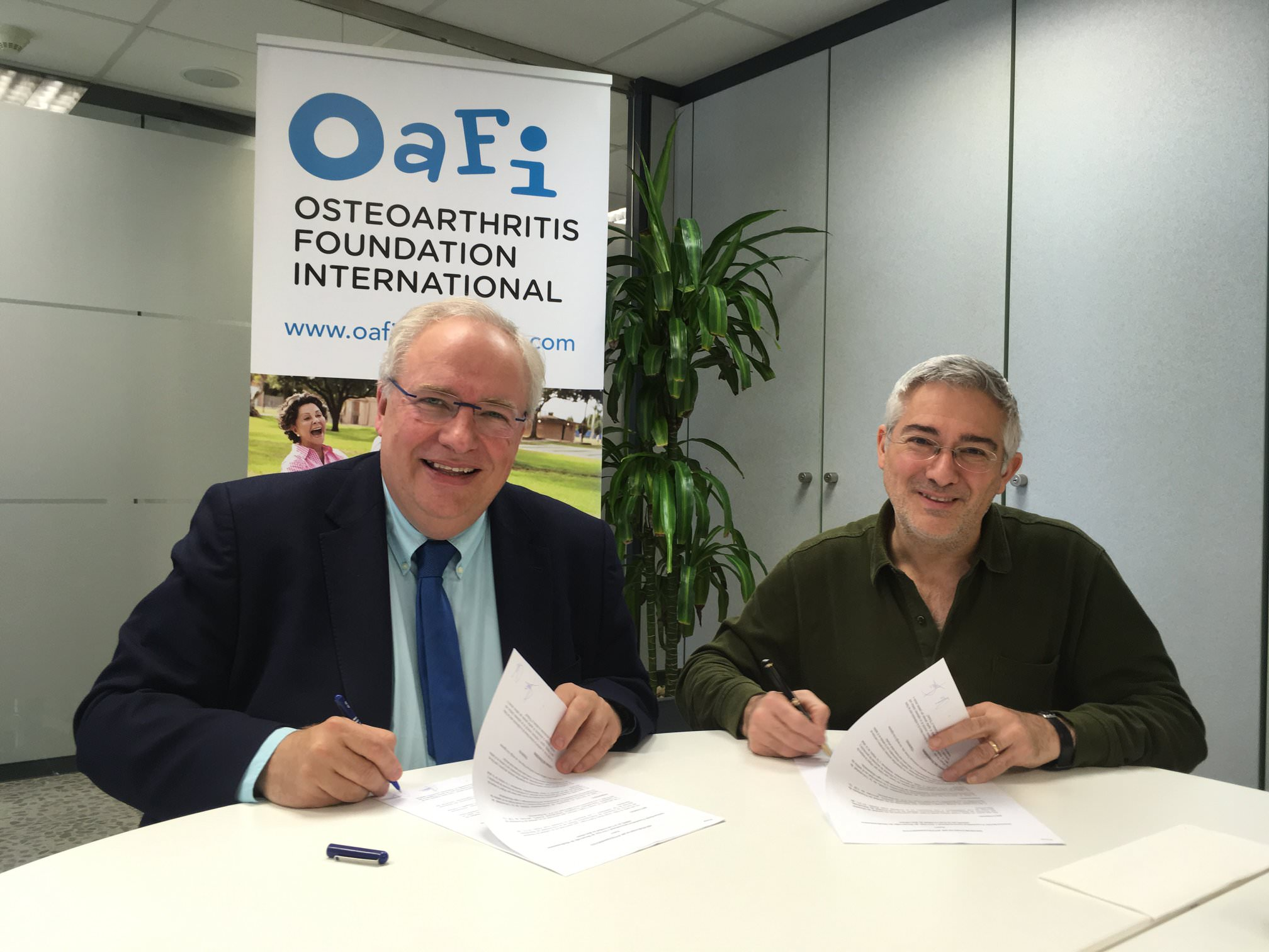 OAFI Foundation con el SDM