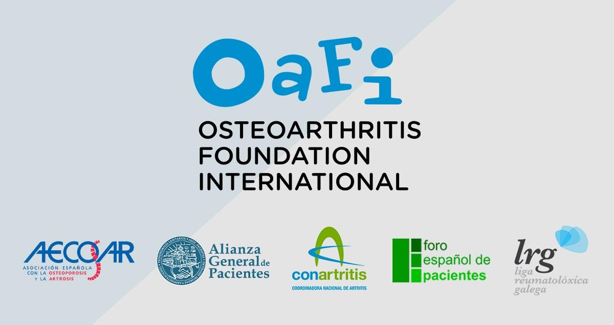 Manifiesto contra la desfinanciación de los SYSADOAs en el tratamiento de la artrosis